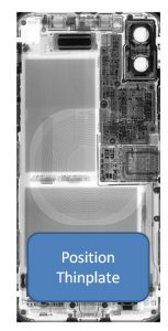 Iphone X Thinplate