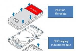 qi charging S6